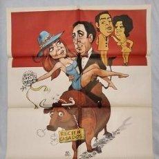 Cine: CELEDONIO Y YO SOMOS ASI. DIRECTOR: MARIANO OZORES ACTORES:ALFREDO LANDA, EMMA COHEN, ANTONIO OZORES. Lote 198059158