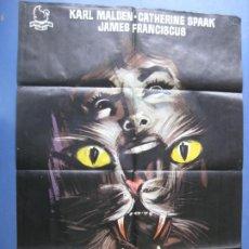 Cine: EL GATO DE 9 COLAS - DIRECTOR DARIO ARGENTO - 1971. Lote 198191310