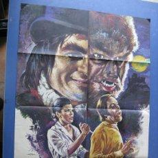 Cine: DR. JEKYLL Y EL HOMBRE LOBO - PAUL NASCHY - 1972. Lote 198193232