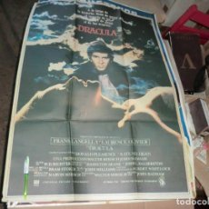 Cine: CARTEL DE CINE DRACULA ,DE TAMAÑO GRANDE. Lote 198194572