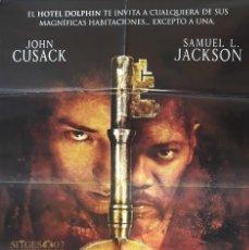 Cine: CARTEL PELÍCULA 1408. Lote 198202988