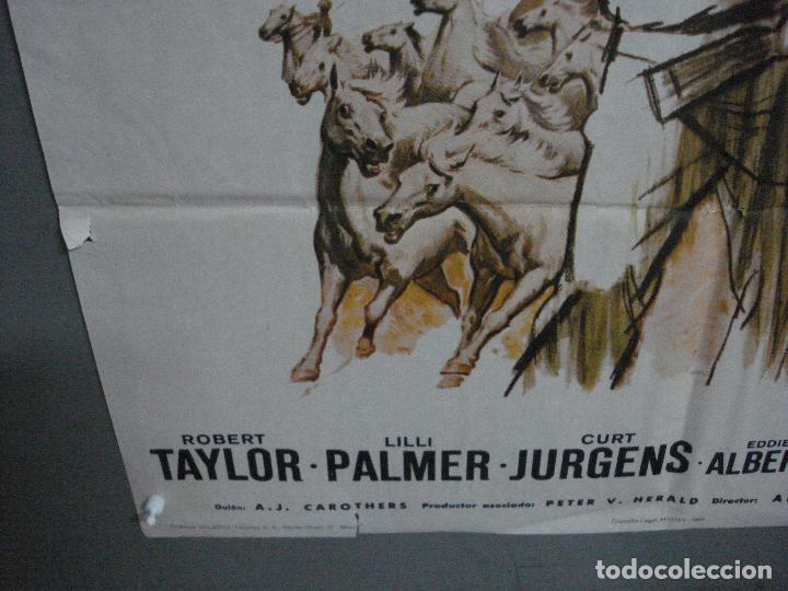 Cine: CDO 917 OPERACION COWBOY ROBERT TAYLOR WALT DISNEY POSTER ORIGINAL 70X100 ESTRENO - Foto 5 - 198212901
