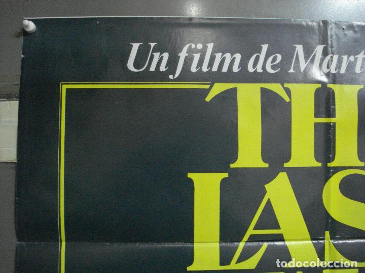 Cine: CDO 951 EL ULTIMO VALS BOB DYLAN THE BAND MARTIN SCORSESE RINGO STARR POSTER ORIG 70X100 ESTRENO - Foto 2 - 198322081
