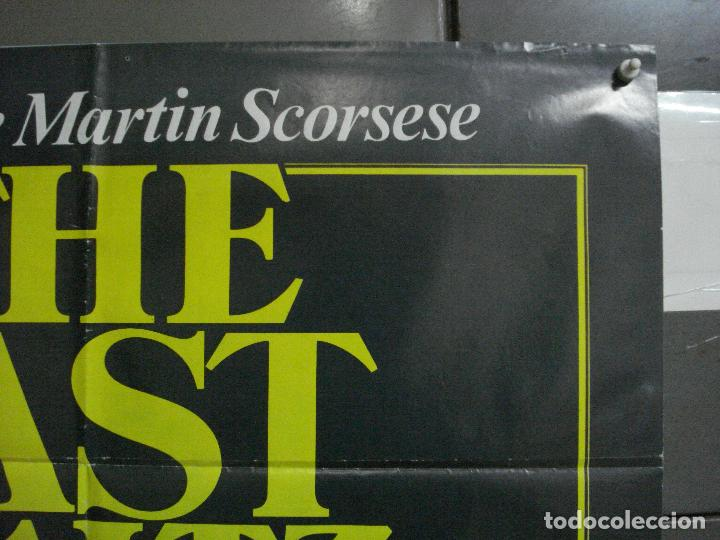 Cine: CDO 951 EL ULTIMO VALS BOB DYLAN THE BAND MARTIN SCORSESE RINGO STARR POSTER ORIG 70X100 ESTRENO - Foto 6 - 198322081