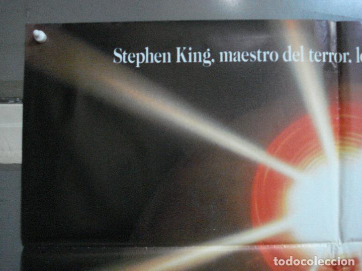 Cine: CDO 972 LA FOSA COMUN STEPHEN KING POSTER ORIGINAL 70X100 ESTRENO - Foto 2 - 198328955