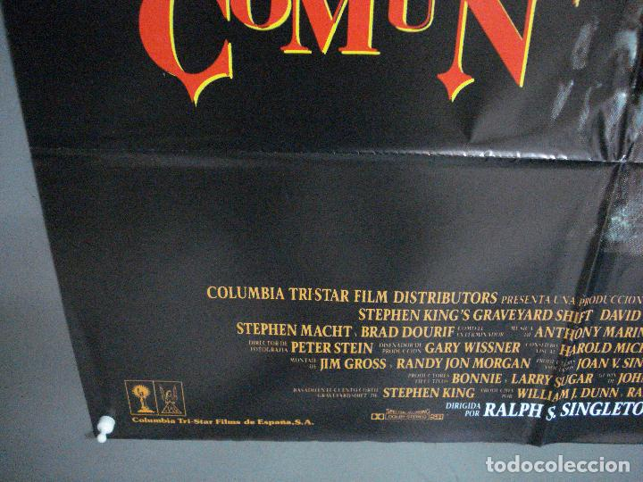 Cine: CDO 972 LA FOSA COMUN STEPHEN KING POSTER ORIGINAL 70X100 ESTRENO - Foto 5 - 198328955