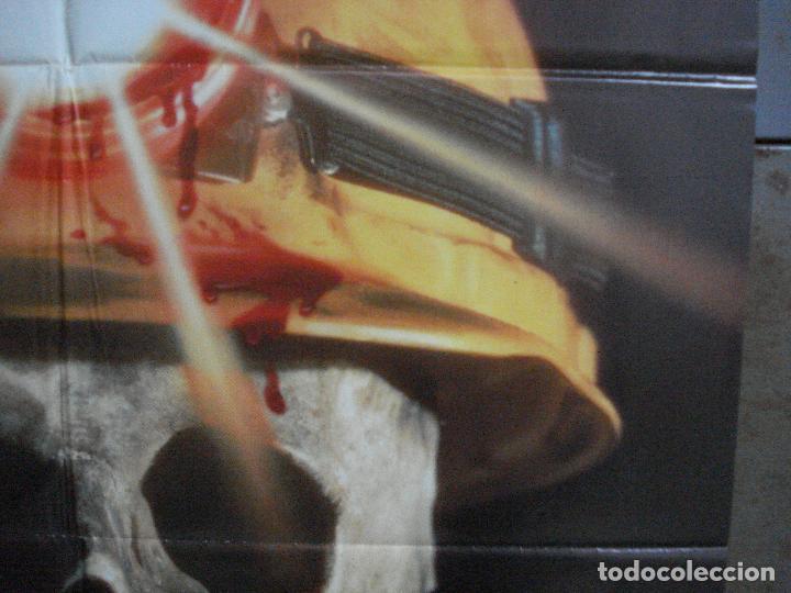 Cine: CDO 972 LA FOSA COMUN STEPHEN KING POSTER ORIGINAL 70X100 ESTRENO - Foto 7 - 198328955