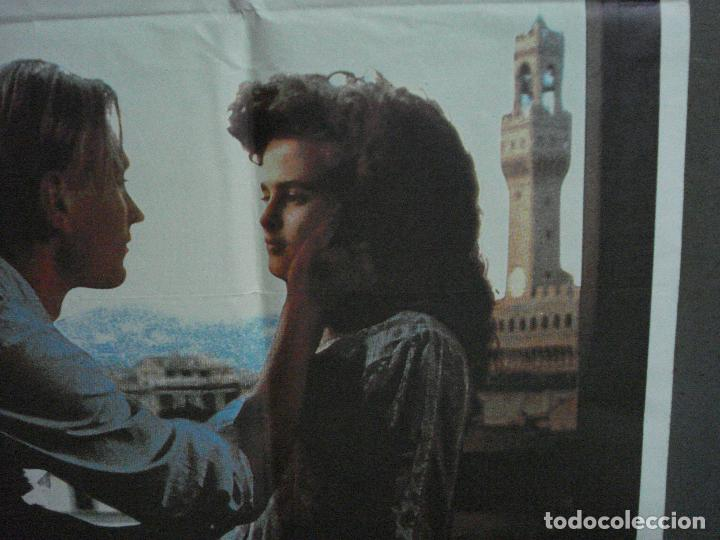 Cine: CDO 987 UNA HABITACION CON VISTAS JAMES IVORY HELENA BONHAM CARTER POSTER ORIGINAL 70X100 ESTRENO - Foto 8 - 198336658