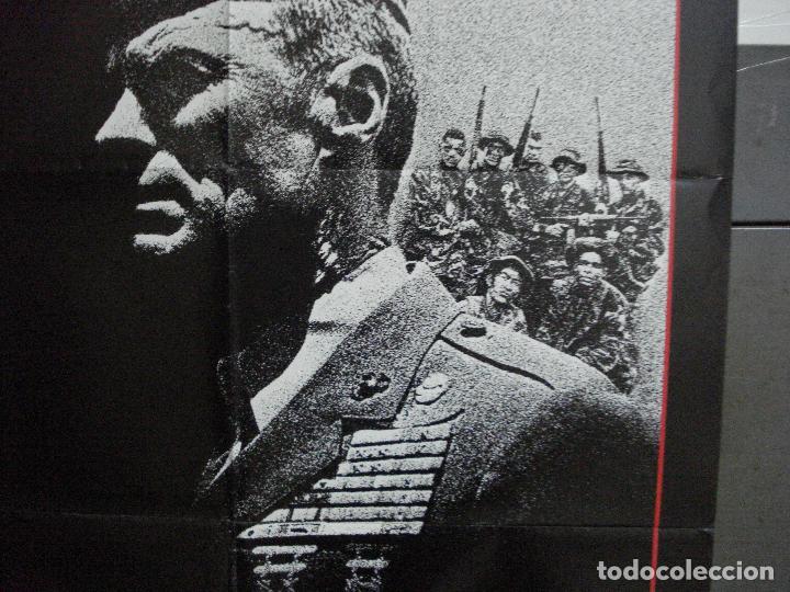 Cine: CDO 1003 EL SARGENTO DE HIERRO CLINT EASTWOOD POSTER ORIGINAL 70X100 ESTRENO - Foto 7 - 198416027