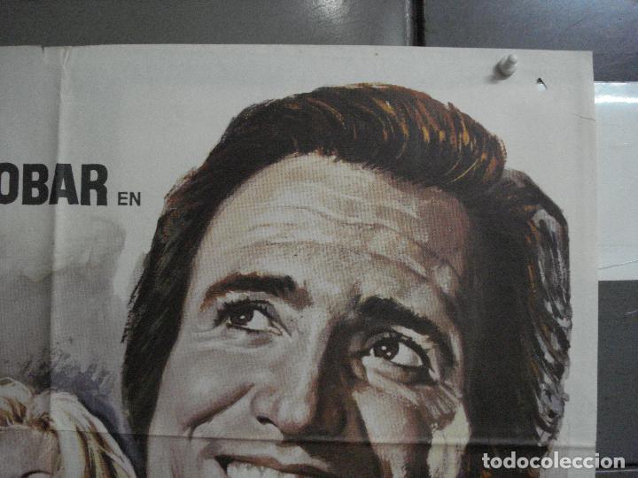 Cine: CDO 1018 PRESTAMELA ESTA NOCHE MANOLO ESCOBAR ANTONIO GARISA POSTER ORIGINAL 70X100 ESTRENO - Foto 6 - 198419581