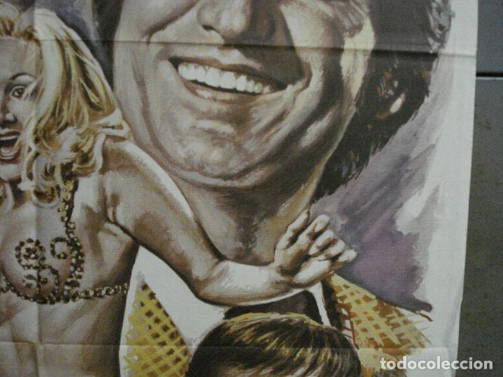 Cine: CDO 1018 PRESTAMELA ESTA NOCHE MANOLO ESCOBAR ANTONIO GARISA POSTER ORIGINAL 70X100 ESTRENO - Foto 7 - 198419581