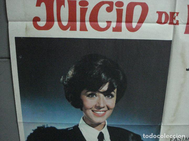 Cine: CDO 1023 JUICIO DE FALDAS MANOLO ESCOBAR CONCHA VELASCO POSTER ORIGINAL 70X100 ESTRENO - Foto 4 - 198420400