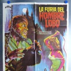 Cine: LA FURIA DEL HOMBRE LOBO - PAUL NASCHY, PERLA CRISTAL, MICHAEL RIVERS - AÑO 1975, SOLIGO. Lote 198459642