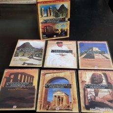 Cine: CIVILIZACIONES PERDIDAS 6 DVD¨S TIME LIFE. Lote 198480123