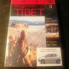 Cine: DVD EL LABERINTO DEL TIBET 3. Lote 287790603
