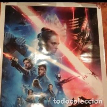 Cine: Star Wars el ascenso de skaywalker medida : 68 anchura y 98 altura cm . Original del cine - Foto 4 - 198668666