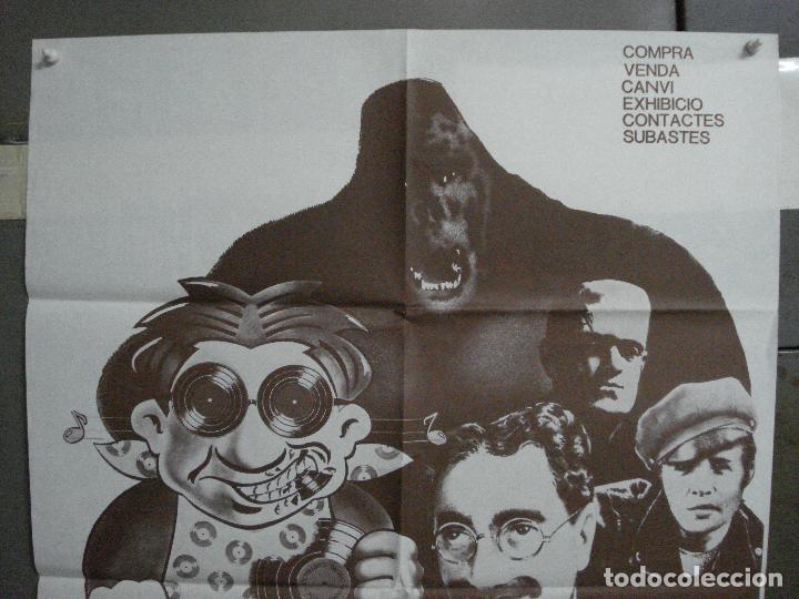 Cine: CDO 1049 FERIA INTERNACIONAL DE COLECCIONISMO DISCOGRAFICO Y DE CINE VALENCIA POSTER ORIGINAL 70X100 - Foto 2 - 198777027