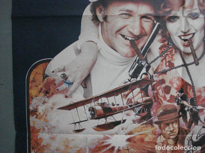 Cine: CDO 1052 LOS AVENTUREROS DE LUCKY LADY LIZA MINNELLI BURT REYNOLDS DONEN POSTER ORIG 70X100 ESTRENO - Foto 3 - 198778513