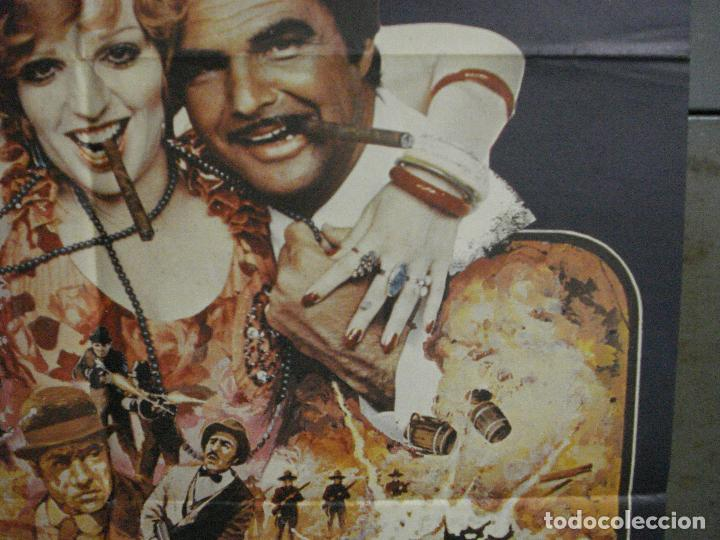 Cine: CDO 1052 LOS AVENTUREROS DE LUCKY LADY LIZA MINNELLI BURT REYNOLDS DONEN POSTER ORIG 70X100 ESTRENO - Foto 7 - 198778513