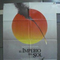 Cine: CDO 1082 EL IMPERIO DEL SOL STEVEN SPIELBERG CHRISTIAN BALE POSTER ORIGINAL 70X100 ESTRENO. Lote 198805411
