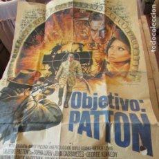 Cine: OBJETIVO: PATTON. SOPHIA LOREN, JOHN CASSAVETES, GEORGE KENNEDY.. Lote 199245585