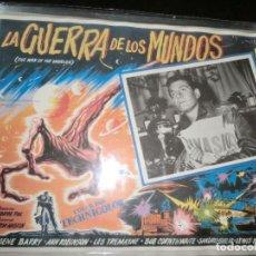 Cine: LOBBY CARD ,LA GUERRA DE LOS MUNDOS,DIFICIL!!. Lote 199714721
