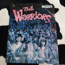 Cine: POSTER THE WARRIORS OBSEQUIO REVISTA HOBBY CONSOLAS AÑOS 90 - RARO DIFÍCIL. Lote 199973531