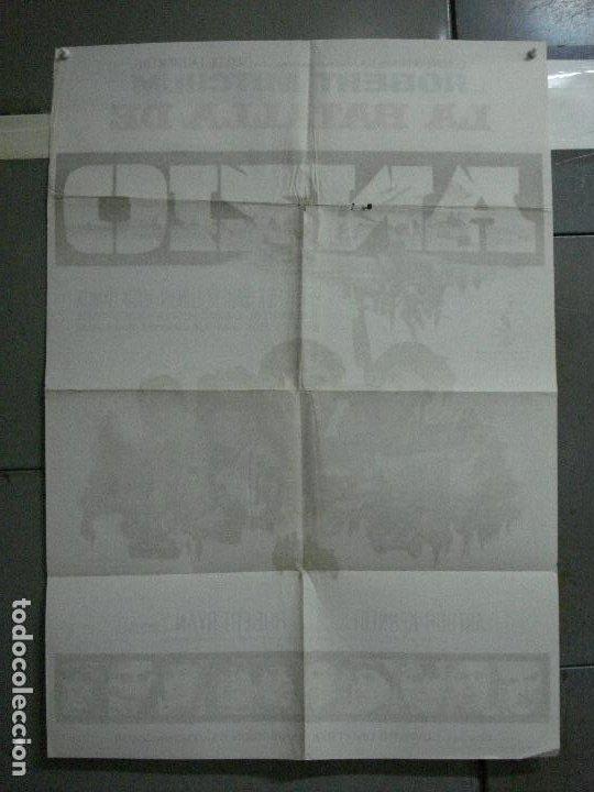 Cine: CDO 1310 LA BATALLA DE ANZIO ROBERT MITCHUM PETER FALK ROBERT RYAN POSTER ORIGINAL 70X100 ESTRENO - Foto 10 - 200356868