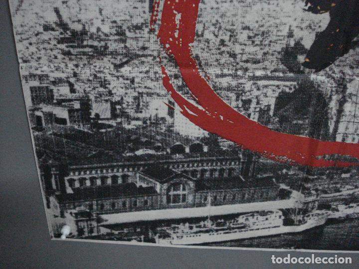 Cine: CDO 1326 RAZZIA (LA REDADA) JOSE ANTONIO DE LA LOMA MATAIX POSTER ORIGINAL 70X100 ESTRENO - Foto 5 - 200363538