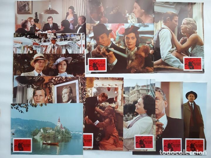 Cine: ANTIGUO CARTEL CINE INGLATERRA ME HIZO + 12 FOTOCROMOS 1973 CC7 - Foto 3 - 200368425