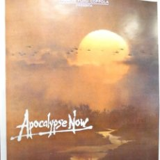 Cinema: CARTEL CINE - APOCALYPSE NOW. Lote 200369316