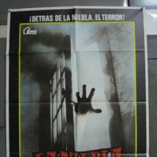 Cine: CDO 1345 LA NIEBLA LAMIE LEE CURTIS JANET LEIGH JOHN CARPENTER POSTER ORIGINAL 70X100 ESTRENO. Lote 200526602