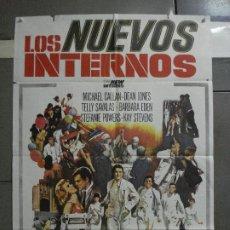 Cine: CDO 1350 LOS NUEVOS INTERNOS DEAN JONES BARBARA EDEN STEFANIE POWERS POSTER ORIGINAL 70X100 ESTRENO. Lote 200530567