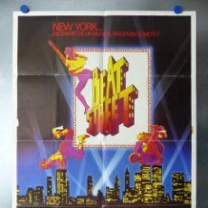 Cine: POSTER - BEAT STREET - AÑO 1984. Lote 233267645