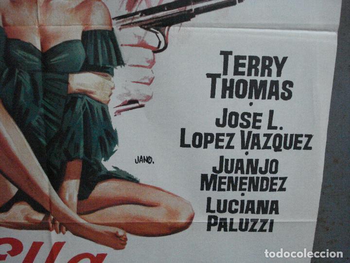 Cine: CDO 1465 ELLA ELLOS Y LA LEY LOPEZ VAZQUEZ JUANJO MENENDEZ TONINO RICCI JANO POSTER 70X100 ESTRENO - Foto 8 - 201208853
