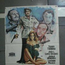 Cine: CDO 1465 ELLA ELLOS Y LA LEY LOPEZ VAZQUEZ JUANJO MENENDEZ TONINO RICCI JANO POSTER 70X100 ESTRENO. Lote 201208853