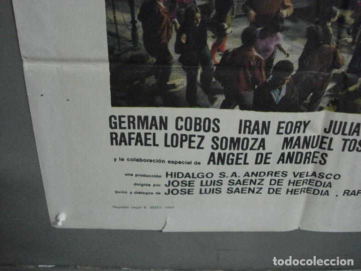 Cine: CDO 1469 SE ARMO EL BELEN PACO MARTINEZ SORIA MCP POSTER ORIGINAL ESTRENO 70X100 - Foto 5 - 201209452