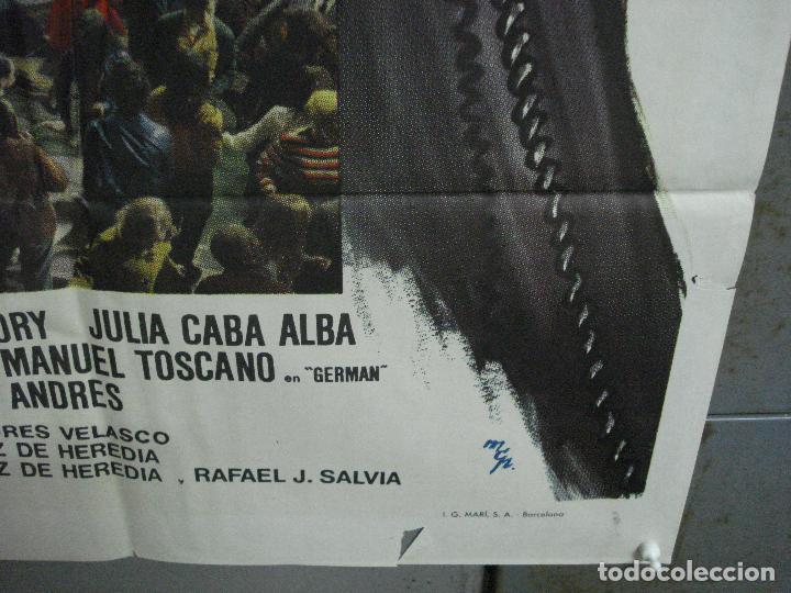 Cine: CDO 1469 SE ARMO EL BELEN PACO MARTINEZ SORIA MCP POSTER ORIGINAL ESTRENO 70X100 - Foto 9 - 201209452