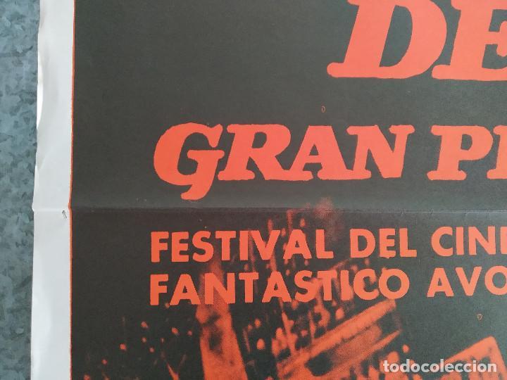Cine: El fantasma del paraíso. Brian De Palma, Paul Williams, Jessica Harper. AÑO 1975. POSTER ORIGINAL - Foto 11 - 201243030