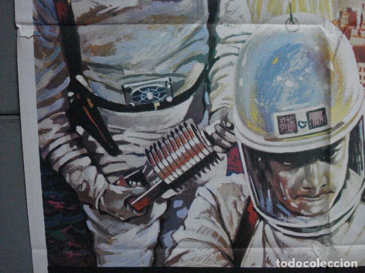 Cine: CDO 1612 INVASION EXTRATERRESTRE ISHIRO HONDA TOHO MONSTRUOS JAPONESES MAC POSTER ORIG 70X100 ESTREN - Foto 4 - 201616903