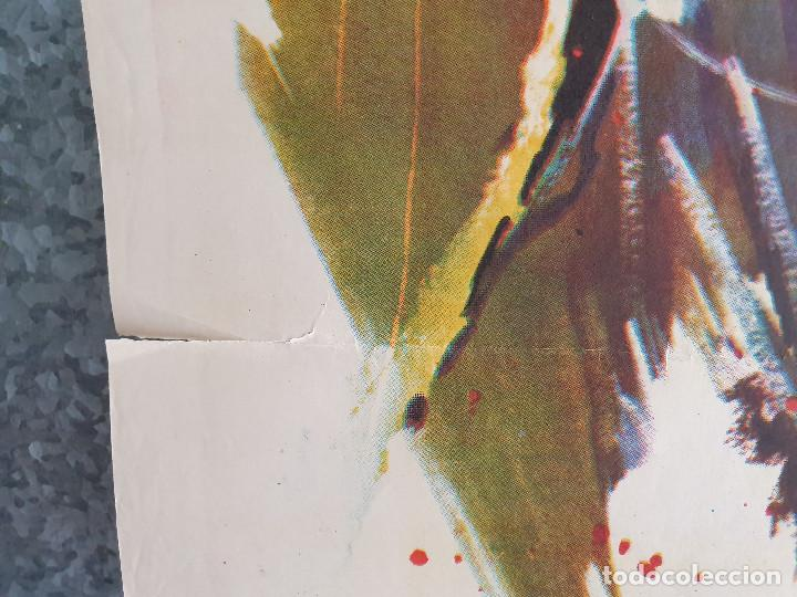 Cine: La saga de los Drácula. Tina Sáinz, Tony Isbert, Narciso Ibáñez Menta . AÑO 1973. POSTER ORIGINAL - Foto 12 - 201772276