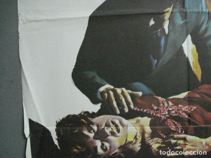 Cine: CDO 1883 LOS FRIOS SENDEROS DEL CRIMEN CARLOS AURED AGATA LYS POSTER ORIGINAL 70X100 del ESTRENO - Foto 3 - 202558781