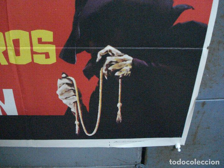 Cine: CDO 1883 LOS FRIOS SENDEROS DEL CRIMEN CARLOS AURED AGATA LYS POSTER ORIGINAL 70X100 del ESTRENO - Foto 9 - 202558781
