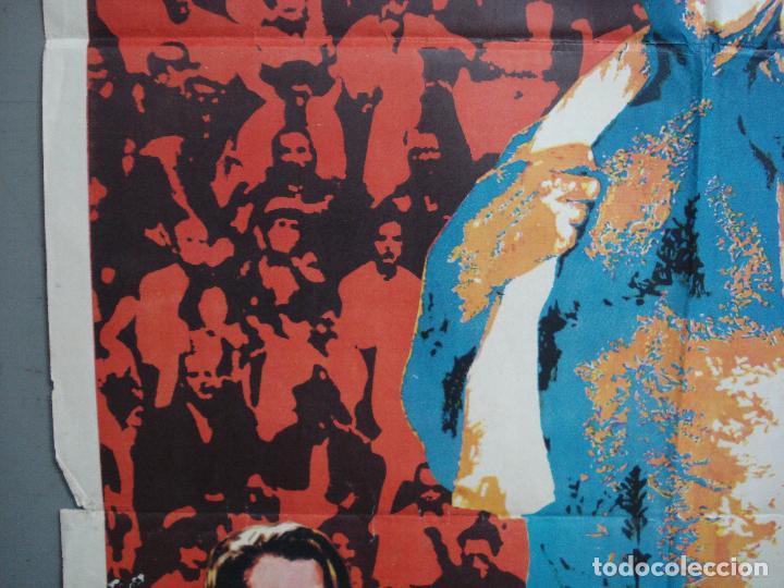 Cine: CDO 1934 EL NUMERO UNO CHARLTON HESTON FUTBOL AMERICANO JANO POSTER ORIGINAL 70X100 ESTRENO - Foto 3 - 203047400