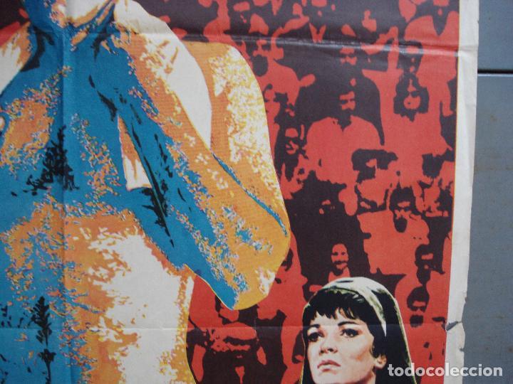 Cine: CDO 1934 EL NUMERO UNO CHARLTON HESTON FUTBOL AMERICANO JANO POSTER ORIGINAL 70X100 ESTRENO - Foto 7 - 203047400