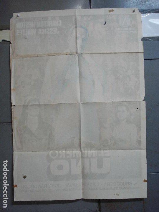 Cine: CDO 1934 EL NUMERO UNO CHARLTON HESTON FUTBOL AMERICANO JANO POSTER ORIGINAL 70X100 ESTRENO - Foto 10 - 203047400