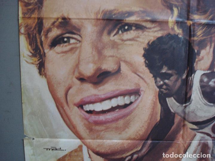 Cine: CDO 1960 LA PRUEBA DEL VALOR MICHAEL CRAWFORD JUEGOS OLIMPICOS MAC POSTER ORIGINAL 70X100 ESTRENO - Foto 3 - 203052932