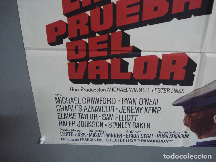 Cine: CDO 1960 LA PRUEBA DEL VALOR MICHAEL CRAWFORD JUEGOS OLIMPICOS MAC POSTER ORIGINAL 70X100 ESTRENO - Foto 5 - 203052932