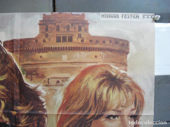 Cine: CDO 1960 LA PRUEBA DEL VALOR MICHAEL CRAWFORD JUEGOS OLIMPICOS MAC POSTER ORIGINAL 70X100 ESTRENO - Foto 6 - 203052932