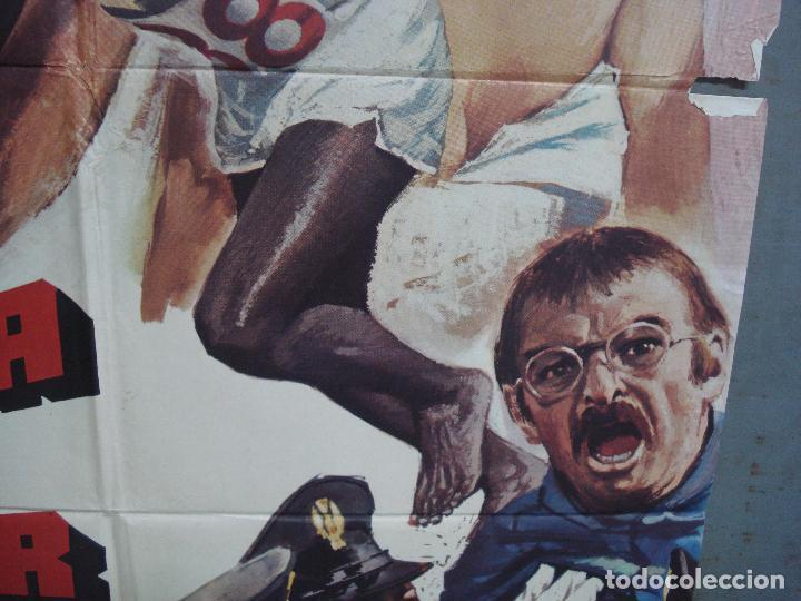 Cine: CDO 1960 LA PRUEBA DEL VALOR MICHAEL CRAWFORD JUEGOS OLIMPICOS MAC POSTER ORIGINAL 70X100 ESTRENO - Foto 8 - 203052932